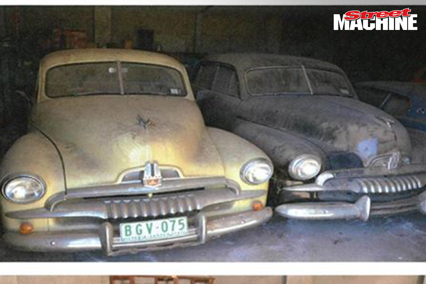 FJ Holden Barn Find