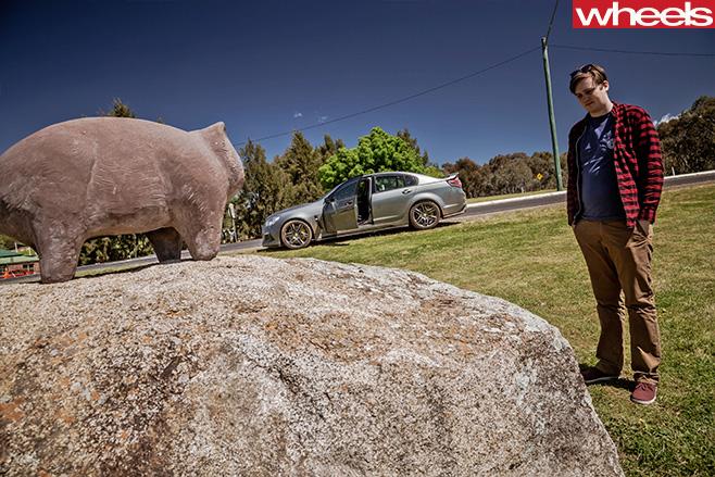 HSV-Track -Edition -Wombat