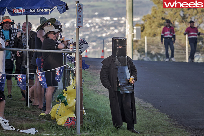 2016 Bathurst 1000 Ned Kelly Dressup