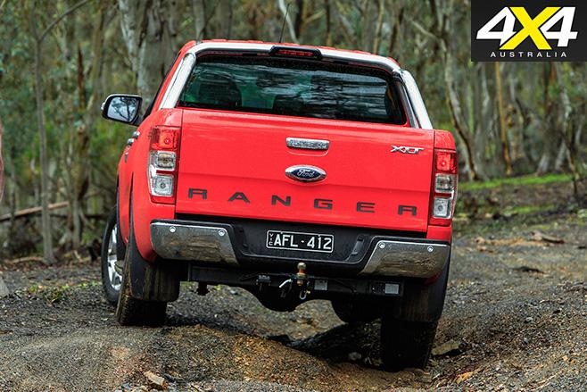2017 Holden Colorado Z71 Vs 2016 Ford Ranger Xlt Comparison