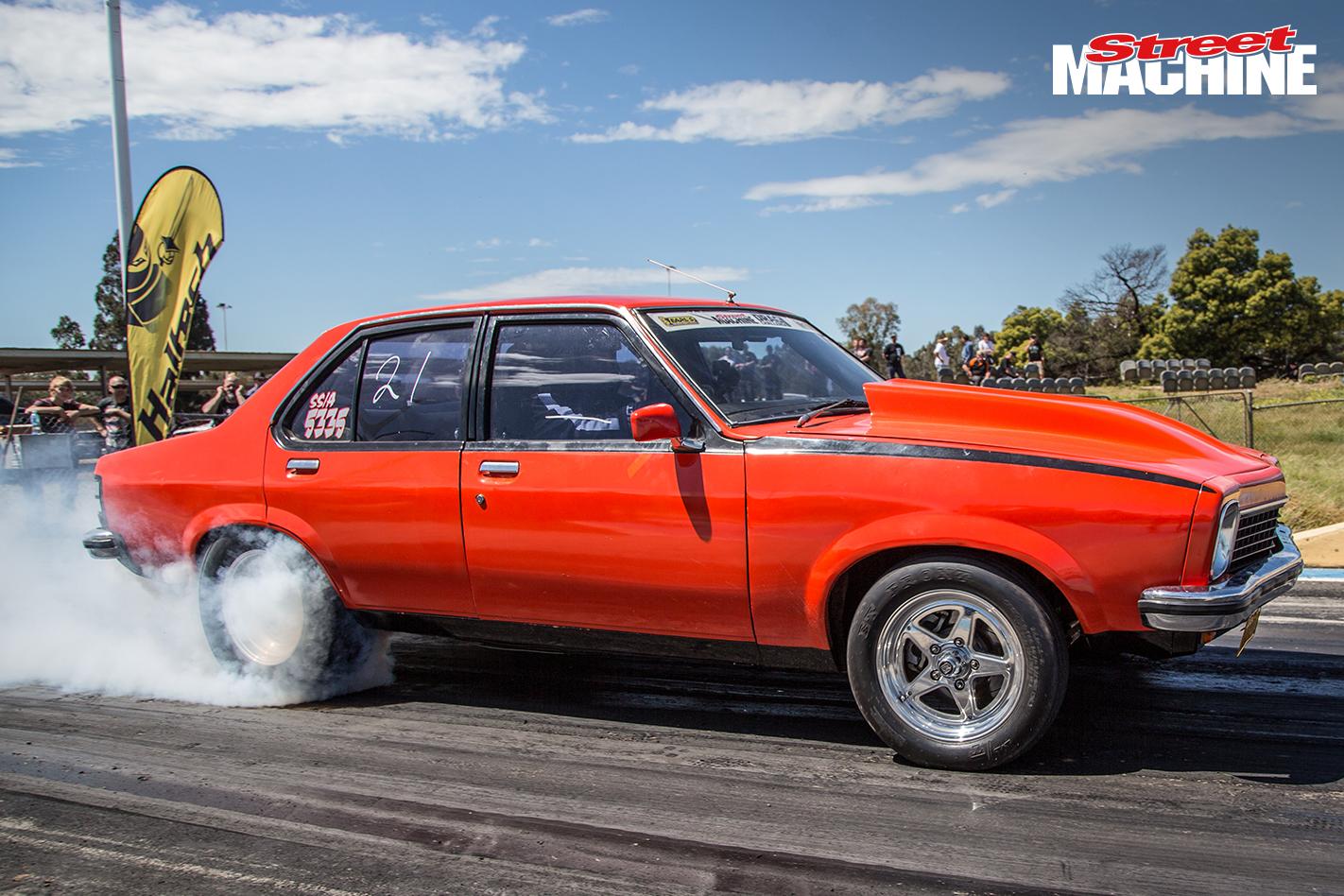 Holden LH Torana 427 TORRIE 3