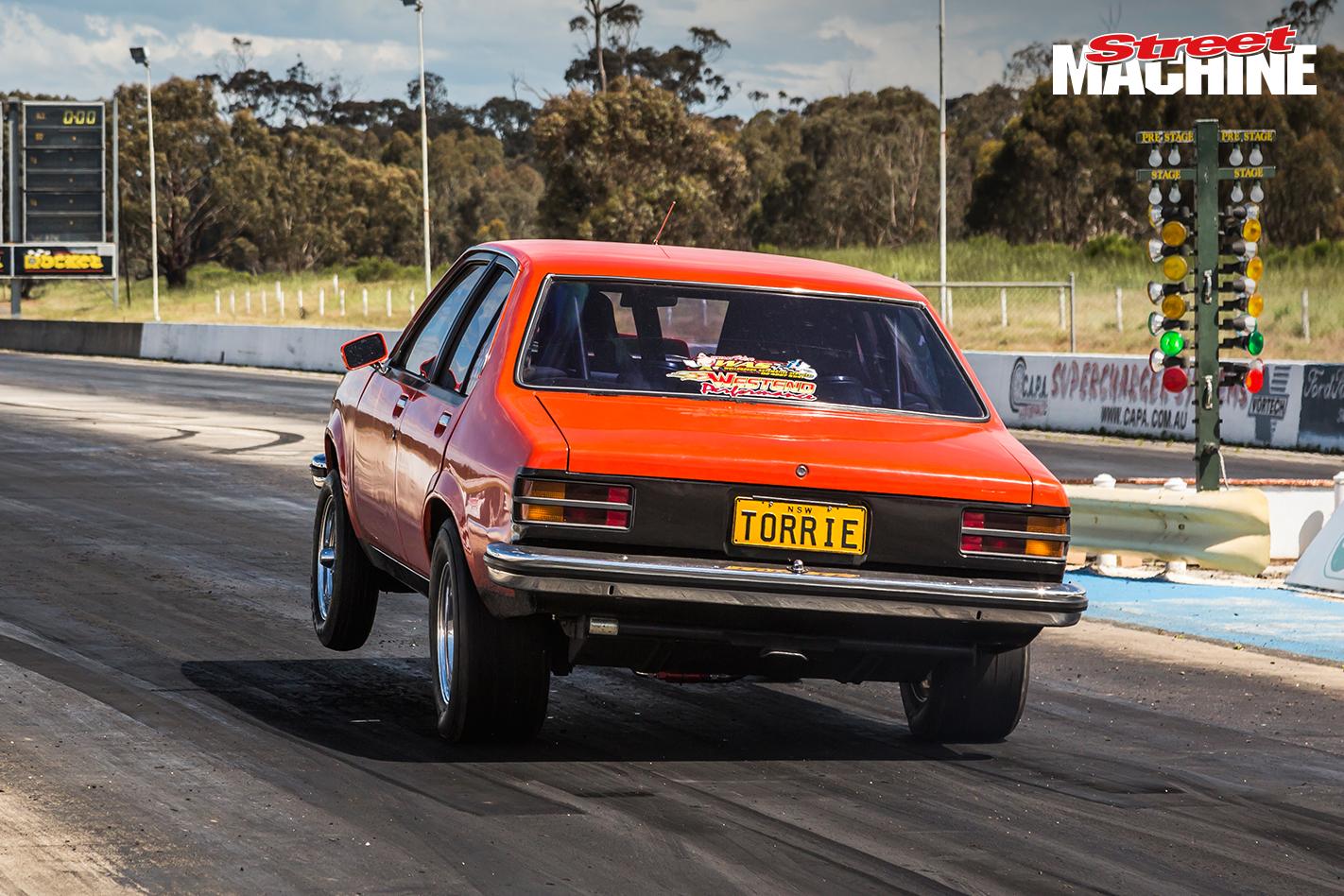 Holden LH Torana 427 TORRIE 4