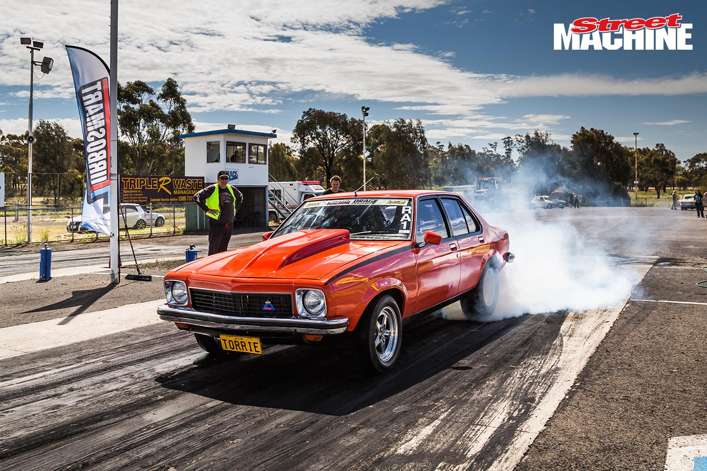 Holden LH Torana 427 TORRIE 5