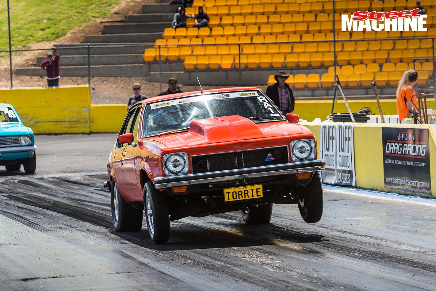 Holden LH Torana 427 TORRIE 6