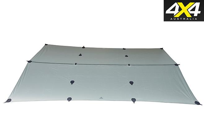 I -overhang -tarp