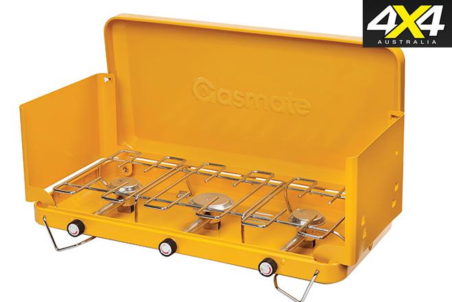 Gasmate 3-burner stove main