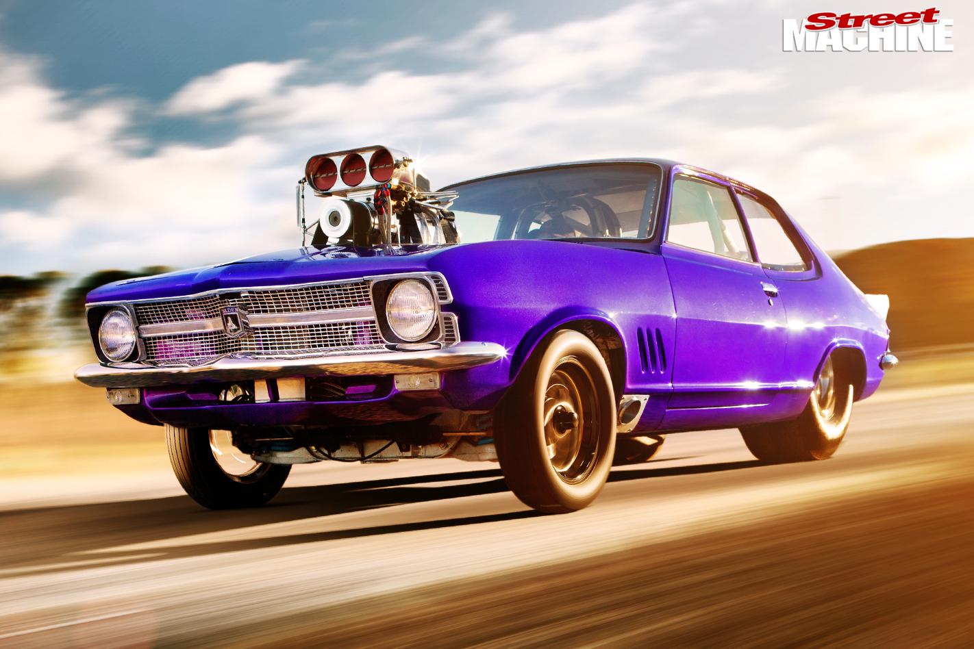 Holden -lc -torana -onroad