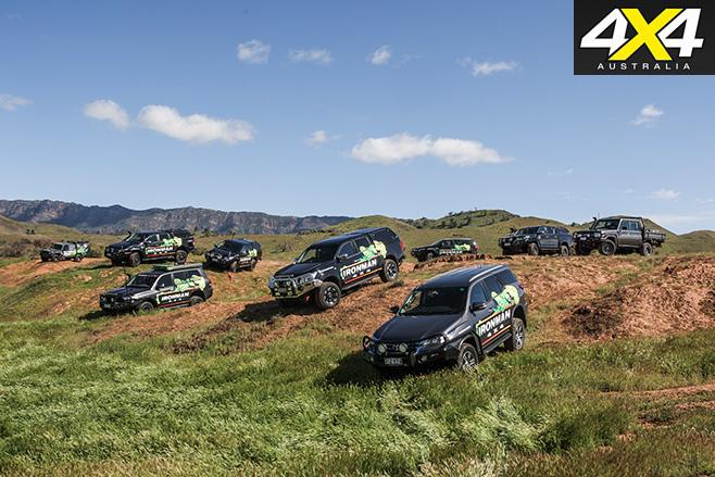 Ironman 4x4 Flinders Ranges