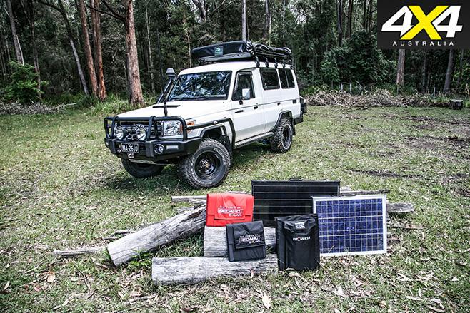 Solar panel comparo