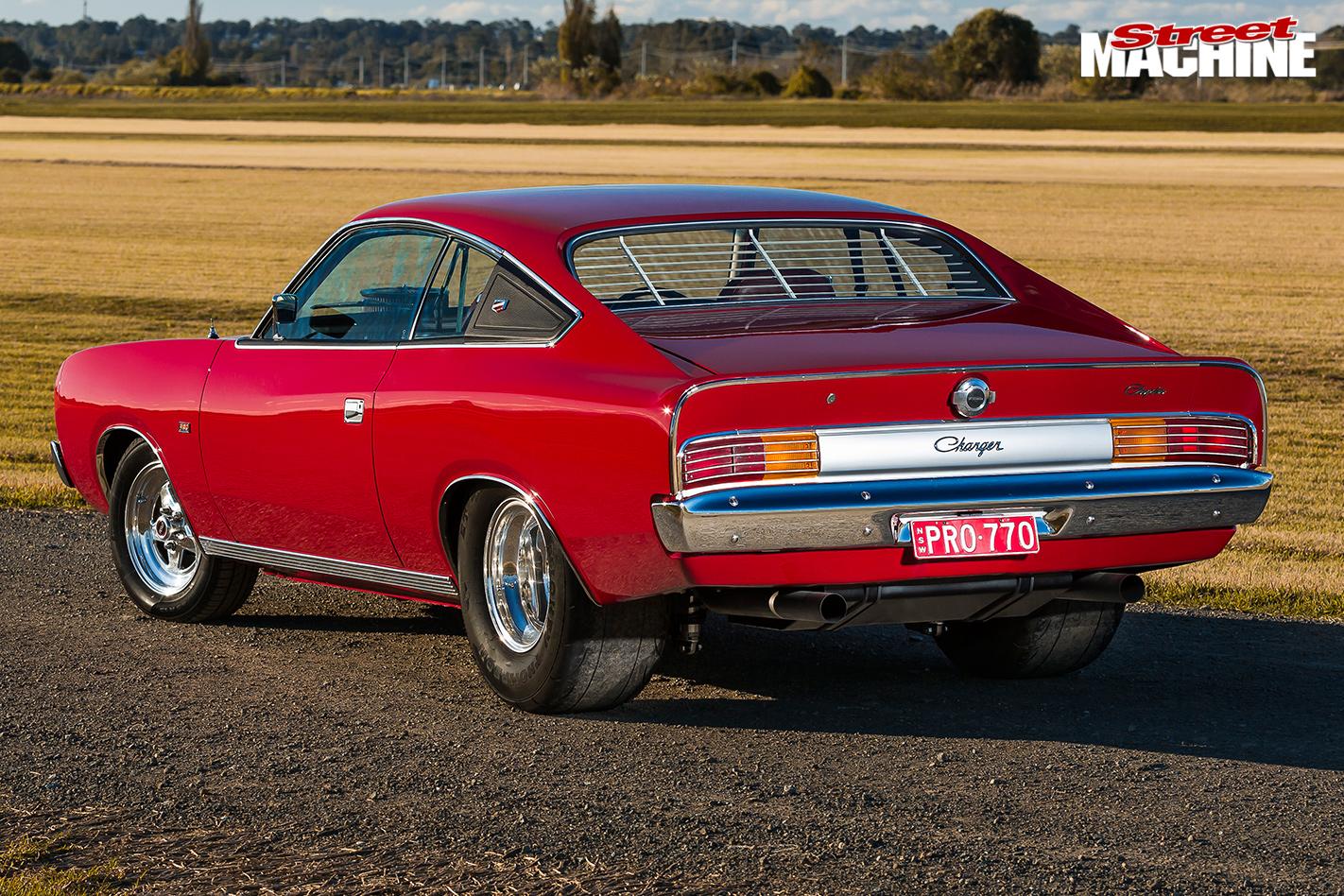 Chrysler -cl -charger -rear -2c -wm