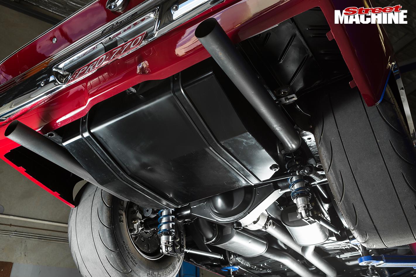 Chrysler -cl -charger -under
