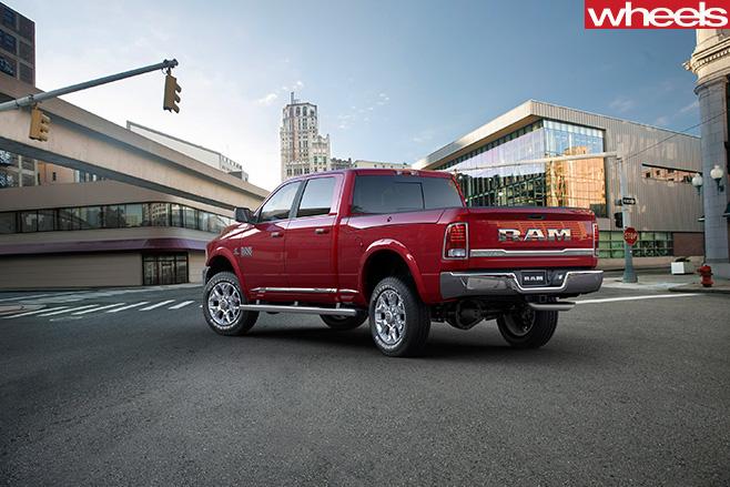 RAM-offroad -red -side -rear