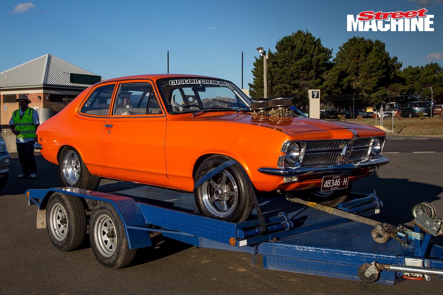 Holden LJ Torana Coupe Summernats