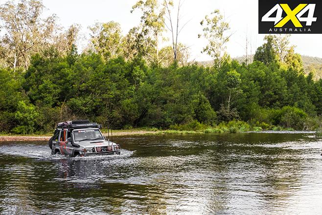 Avon river crossing