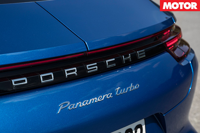 2016-Porsche -Panamera -Turbo -Review -rear