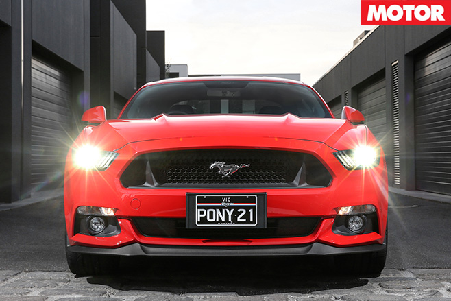 Best -Looking -Car -of -2016-front -mustang
