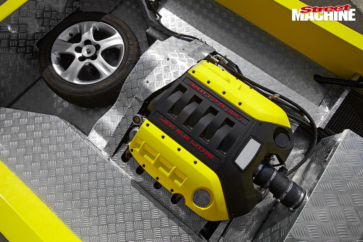 Hsv Ls 3 V8