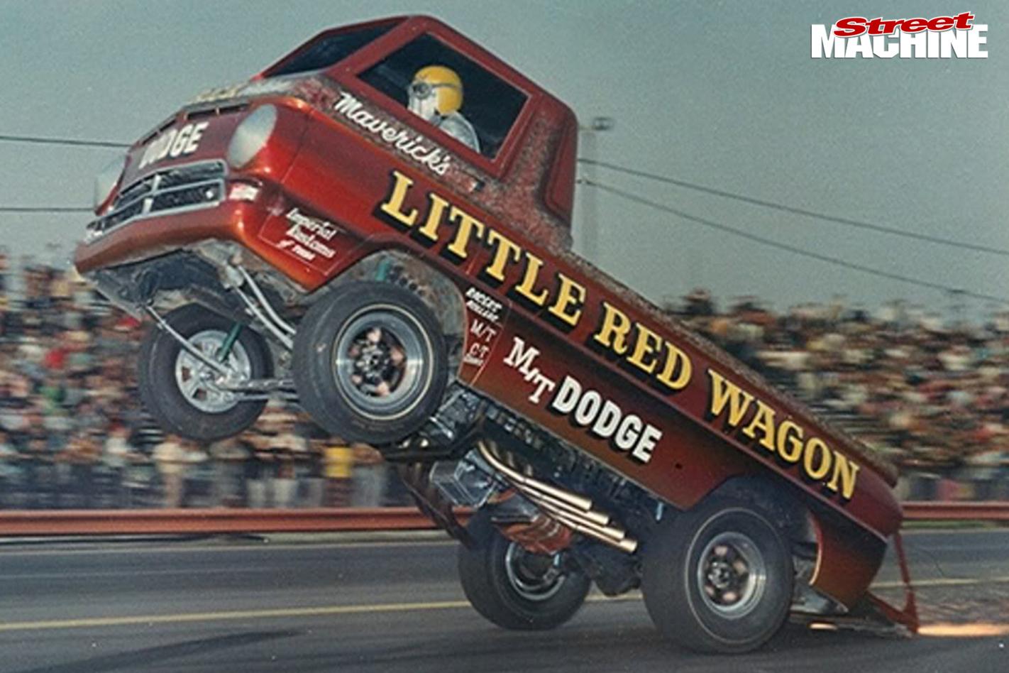 Bill -golden -maverick -little -red -wagon -wm