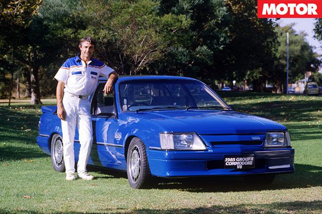 1985 commodore v8