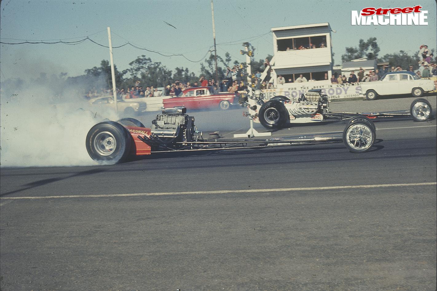 Drag -racing