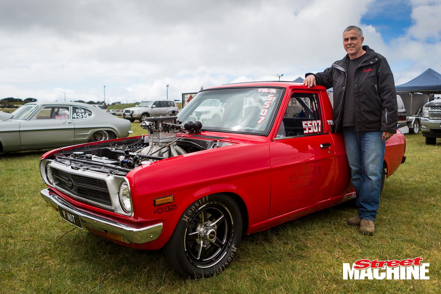 Datsun 1200 Ute LS V8 1
