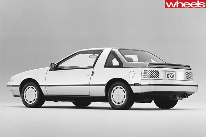 Nissan -EXA
