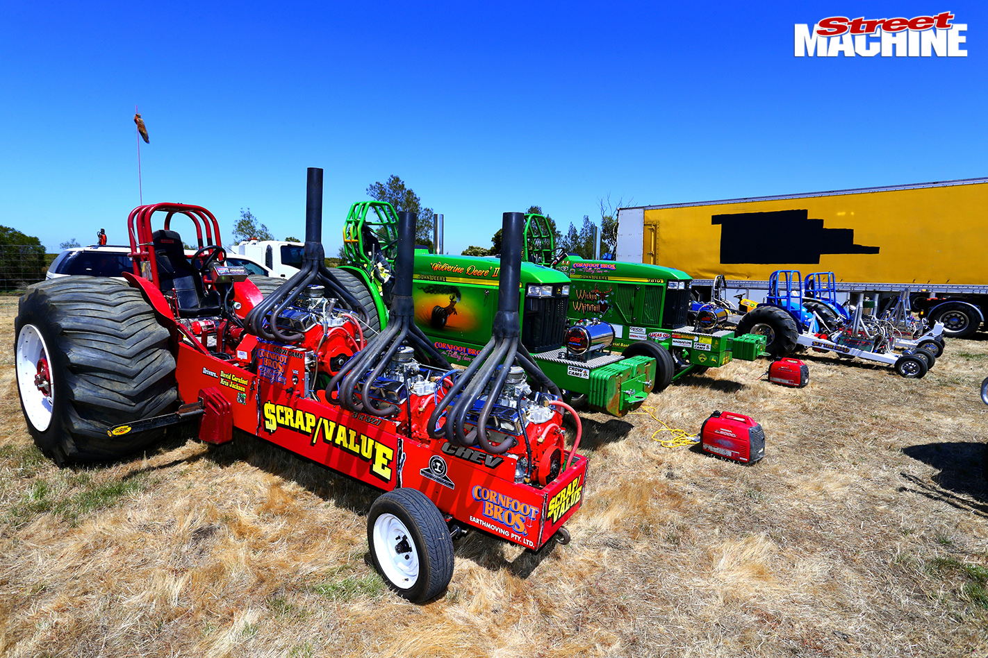 Tooradin -tractor -pull -1-2