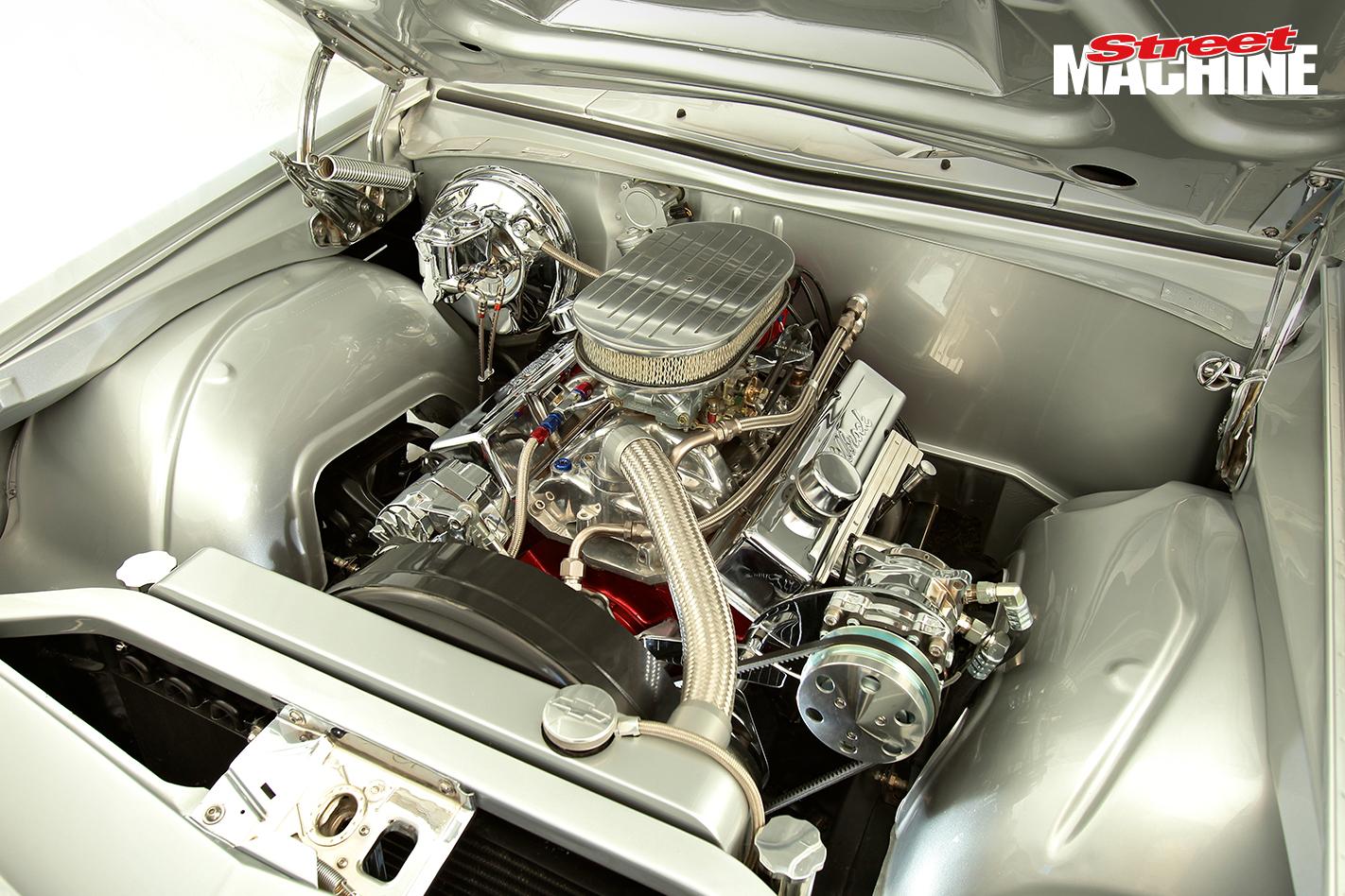 HQ Holden 350 Chev Engine 1