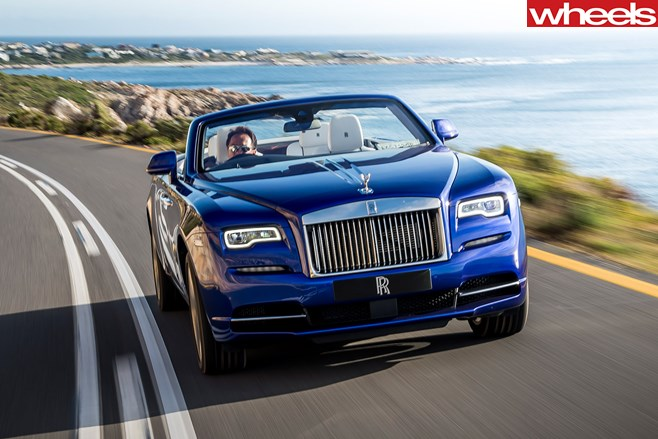 Rolls -Royce -Dawn-