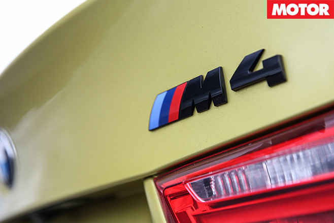 Mercedes -AMG-C63-S-Coupe -vs -BMW-M4-Competition -bmw -badge
