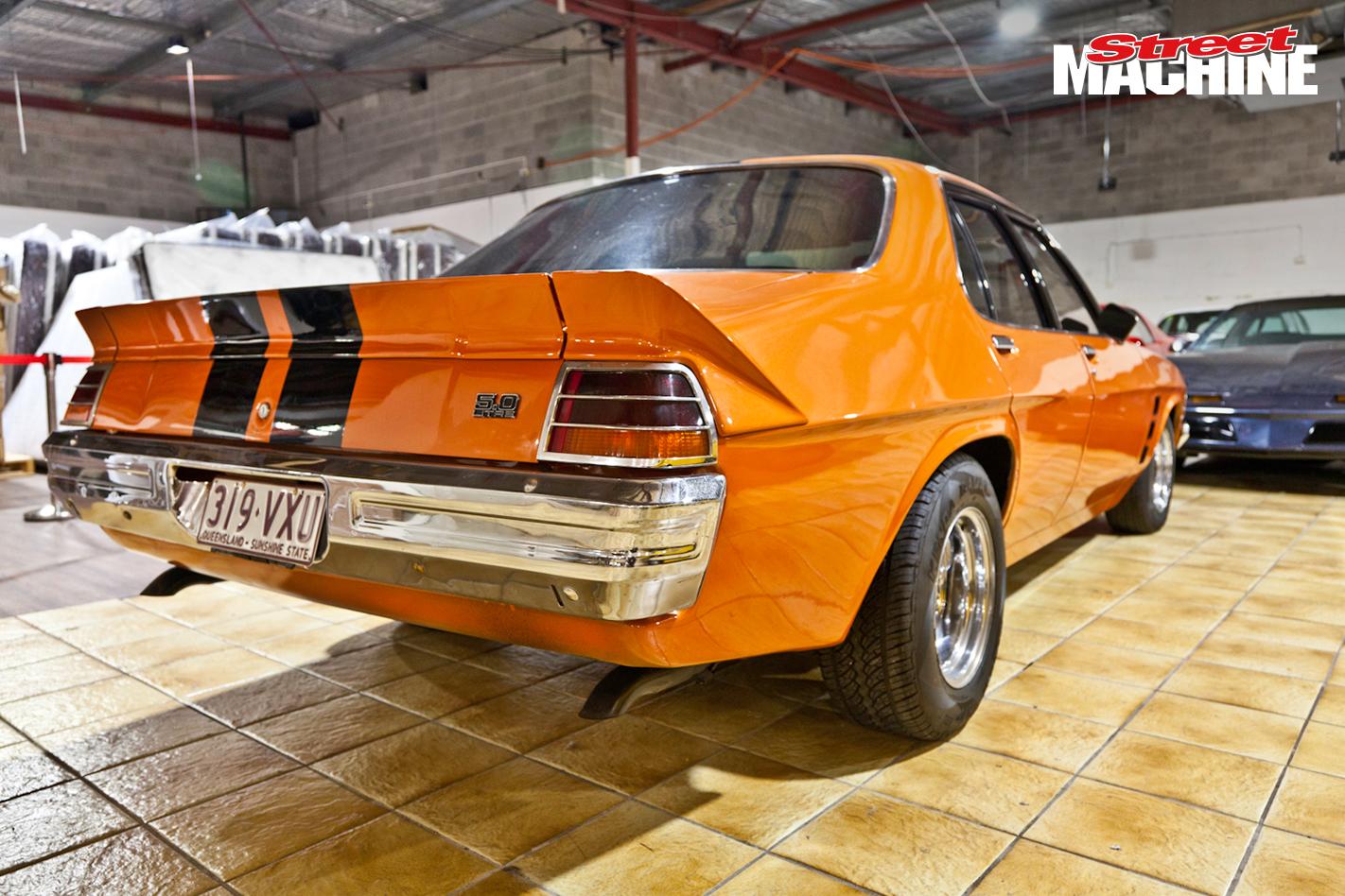 Holden HX Monaro GTS Sedan 1