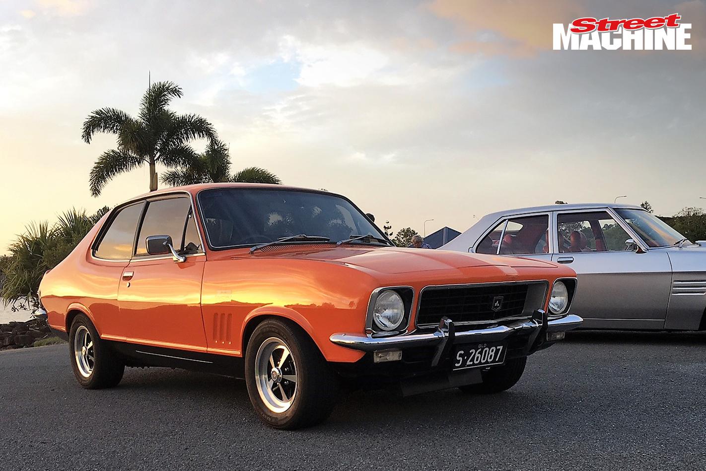 Holden LJ Torana GTR XU 1