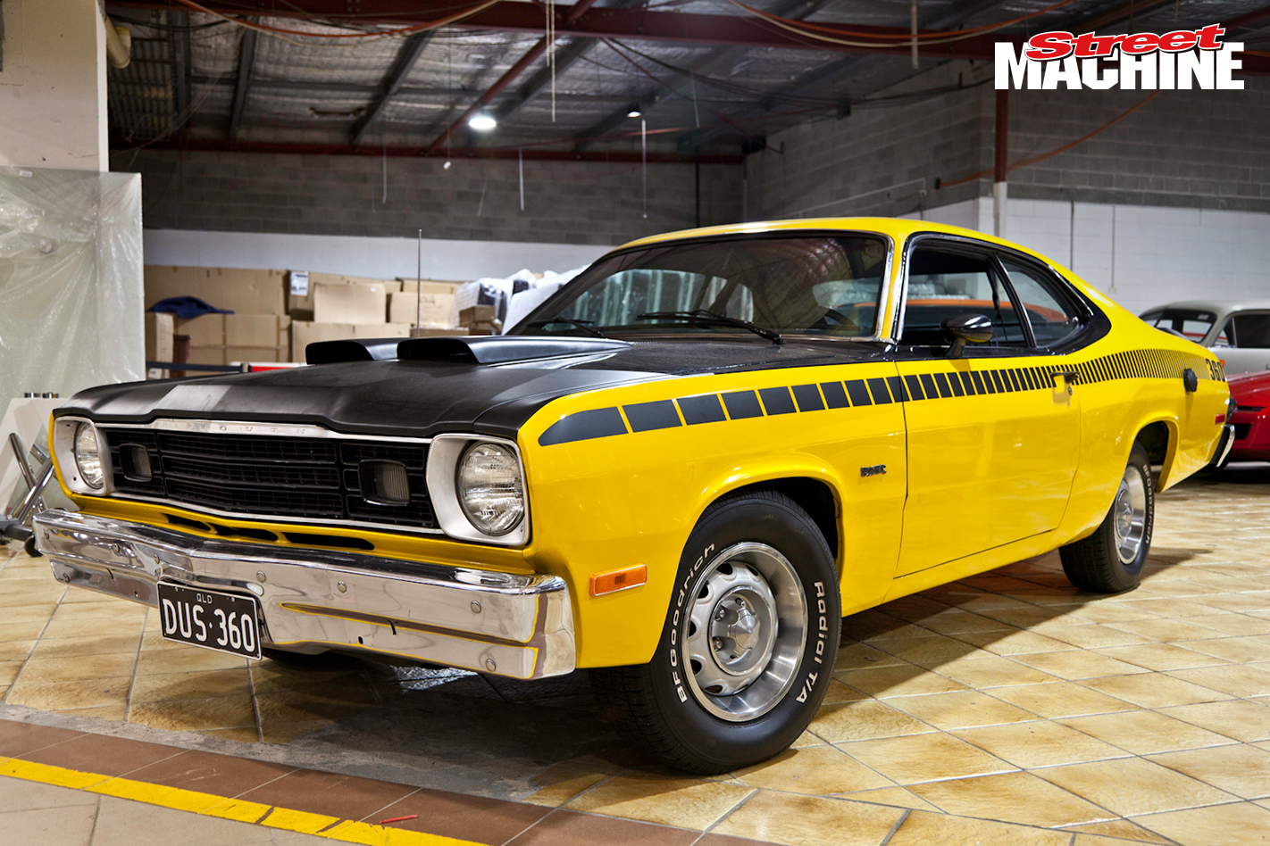 Plymouth Duster 360