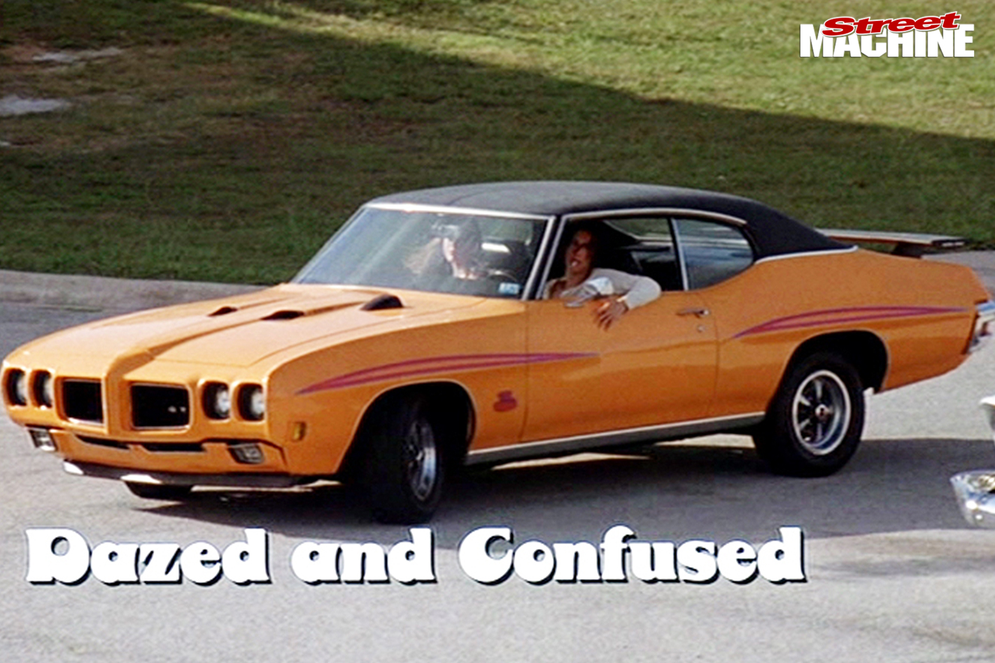 Dazed And Confused 1993 Ripper Car Movies