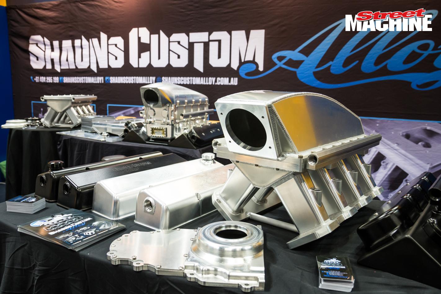 Custom LS Intake Manifold