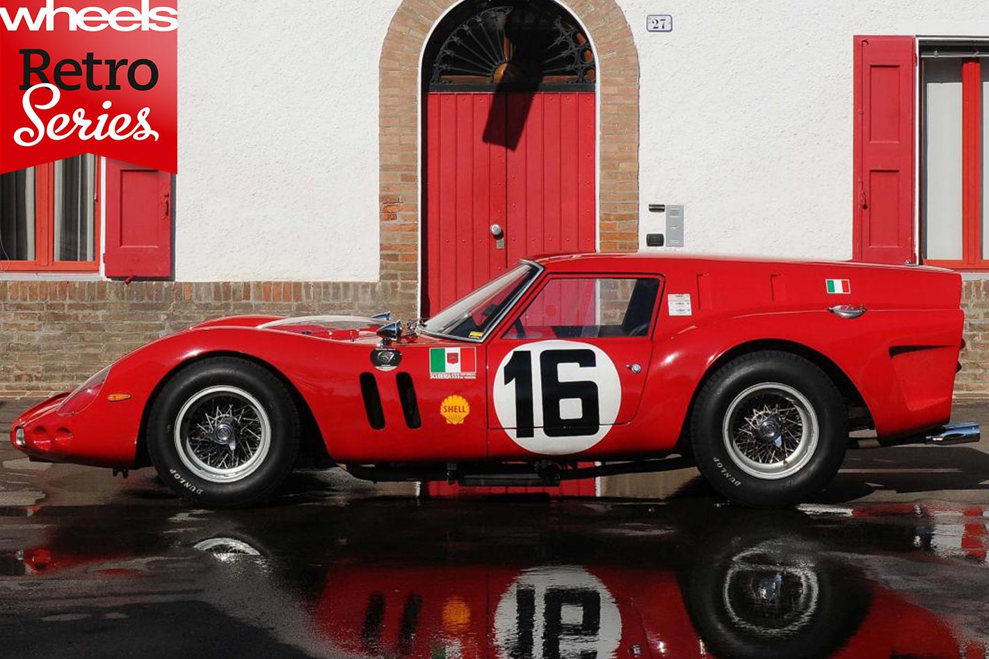 Ferrari -250-SWB-California -Spyder