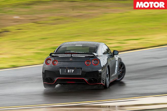 Hi-Torque Nissan GT-R rear