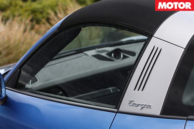 911 4S targa top