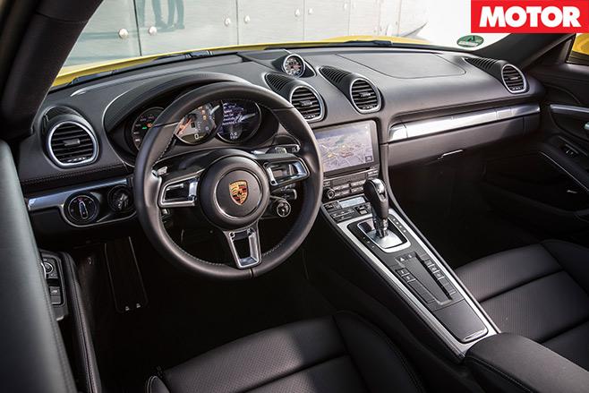 Porsche -718-Cayman -S-vs -Audi -TT-RS-5
