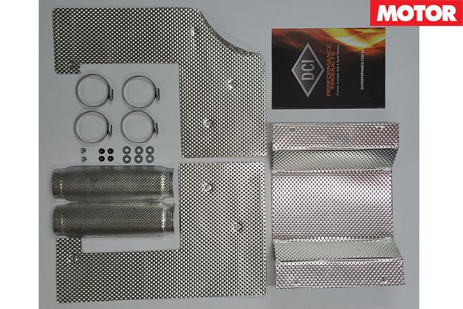 DCI-heat -shield