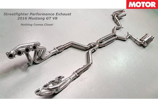 Performance -exhaust