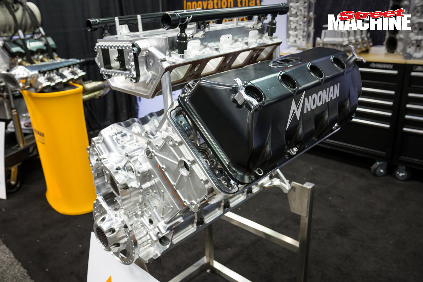Noonan Hemi Engine