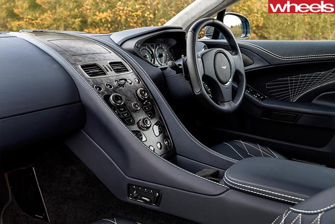 Aston -Martin -Vanquish -S-interior