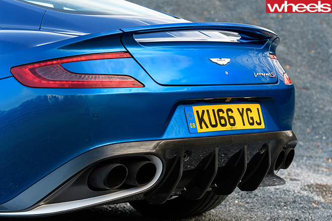 Aston -Martin -Vanquish -S-Rear-