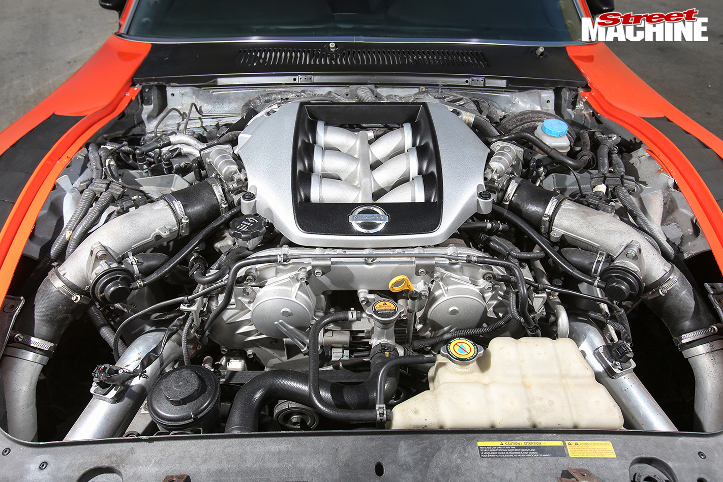 Ford -mustang -muzilla -engine