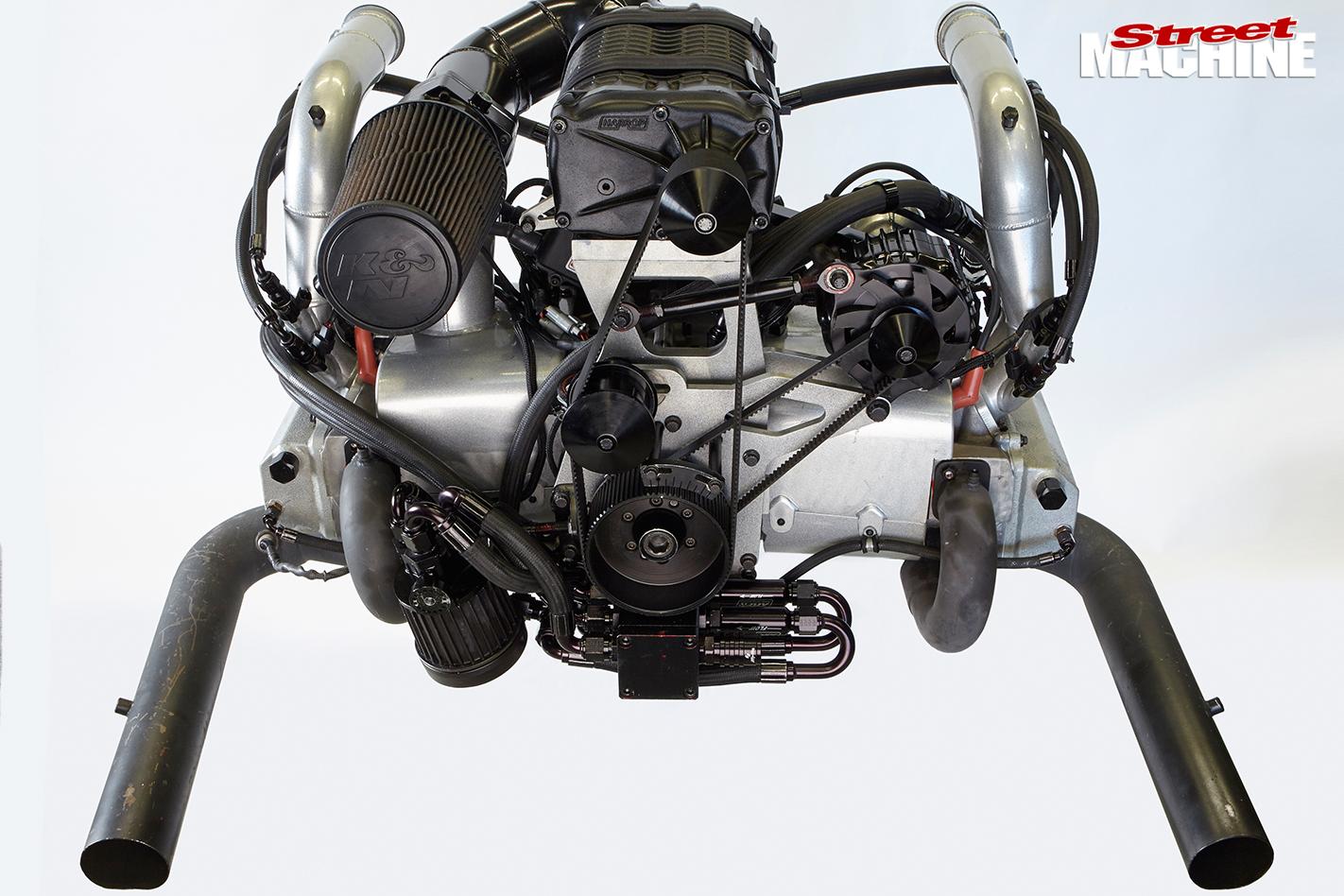 Vw -flat -four -engine -3