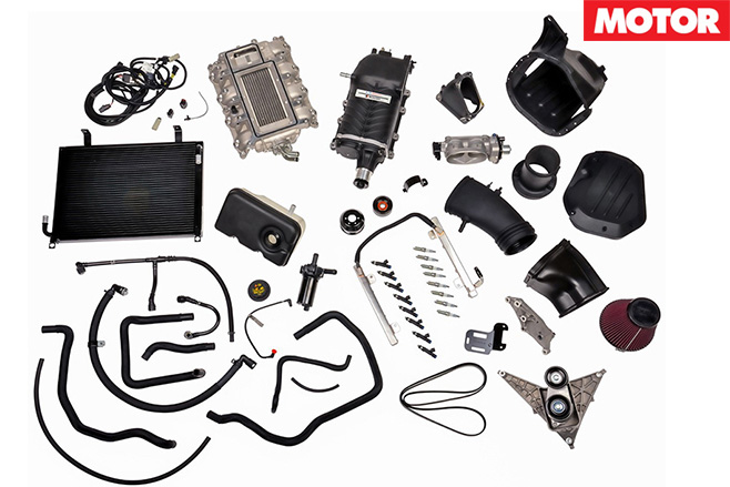 Roush Phase 2 Supercharger Kit