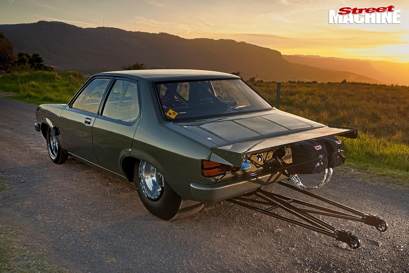Holden -lh -torana -rear -angle