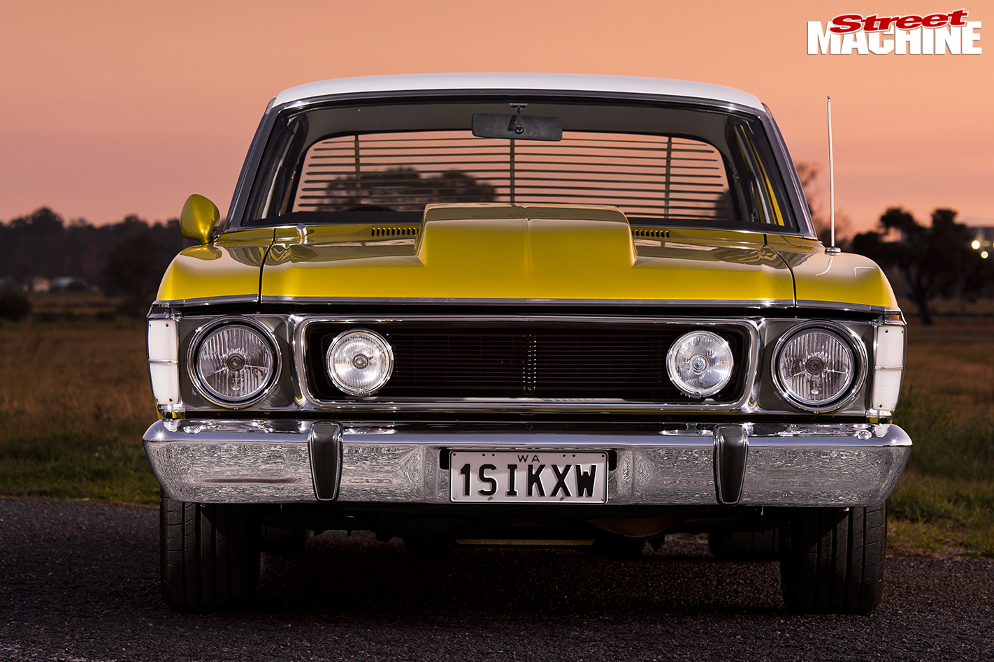 Ford -xw -falcon -front