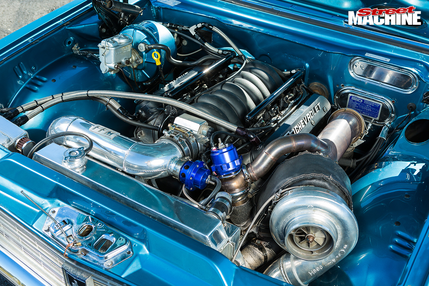 TURBO-LS-1969-HOLDEN-HT-PREMIER-engine
